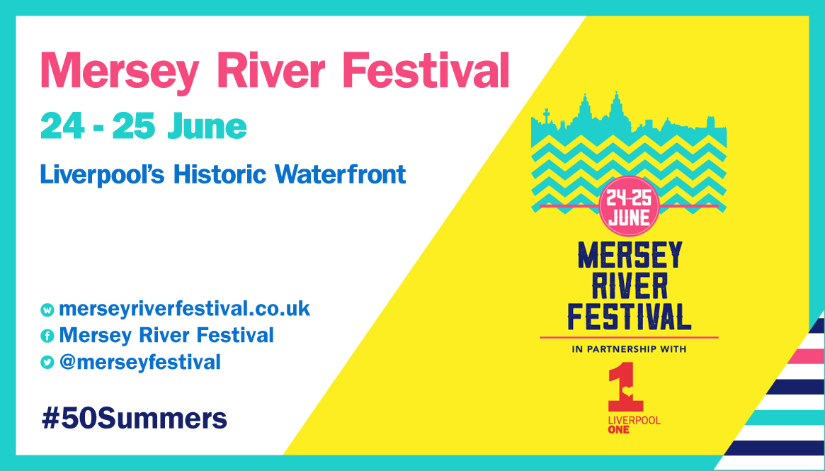 International Mersey River Festival